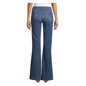 7 For All Mankind Jeans - 7 For All Mankind Ginger Flared Jeans